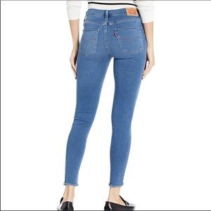 Levi's Jeans - High rise skinny jeans